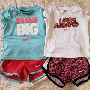 Girls nike clothes